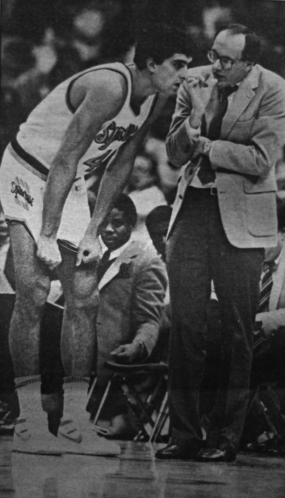 Gallery Syracuse head coach Jim Boeheim through the years The