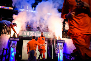 Gallery: No  11 seed Syracuse eliminated in the ACC