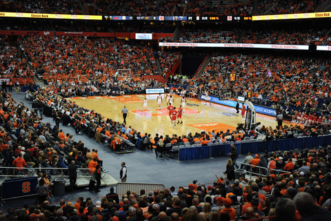 Gallery Syracuse Opens Season With 77 45 Win Over Cornell The