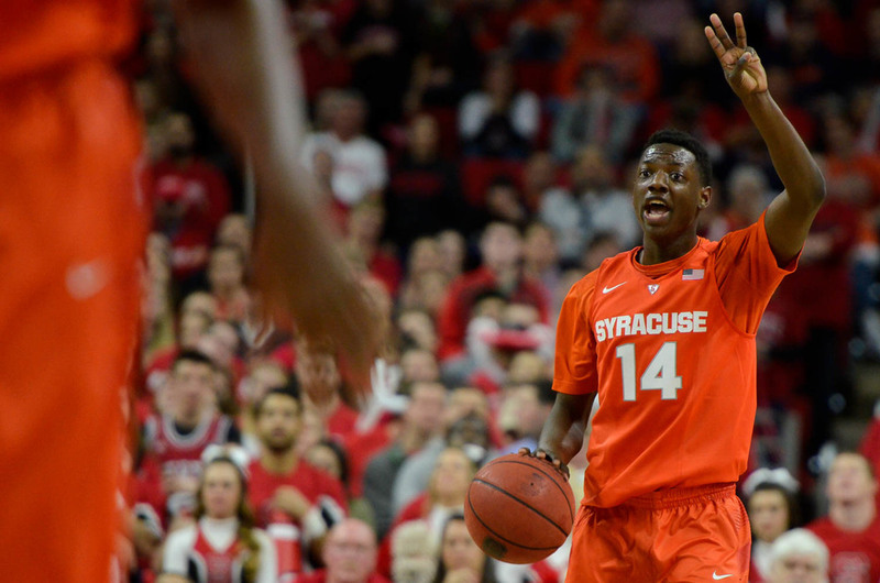 Full Syracuse Basketball Schedule With Acc Dates And Matchups The