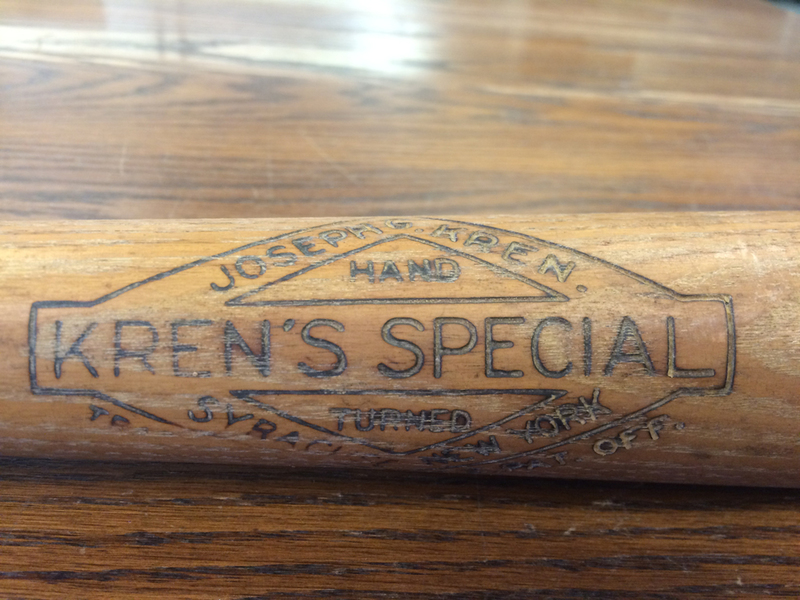 Kren S Special Baseball Bats Have Been Used By Some Of The Best Hitters In