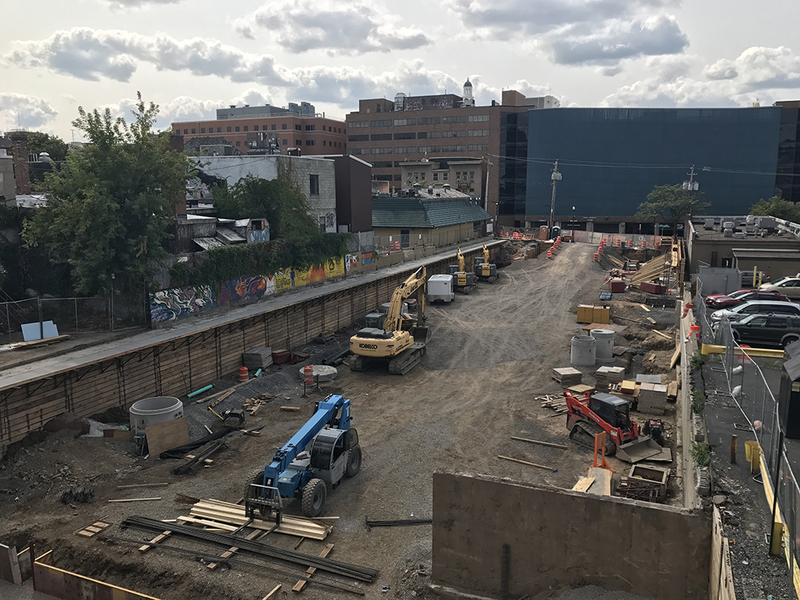 Developer: Student housing project that forced Chuck's off