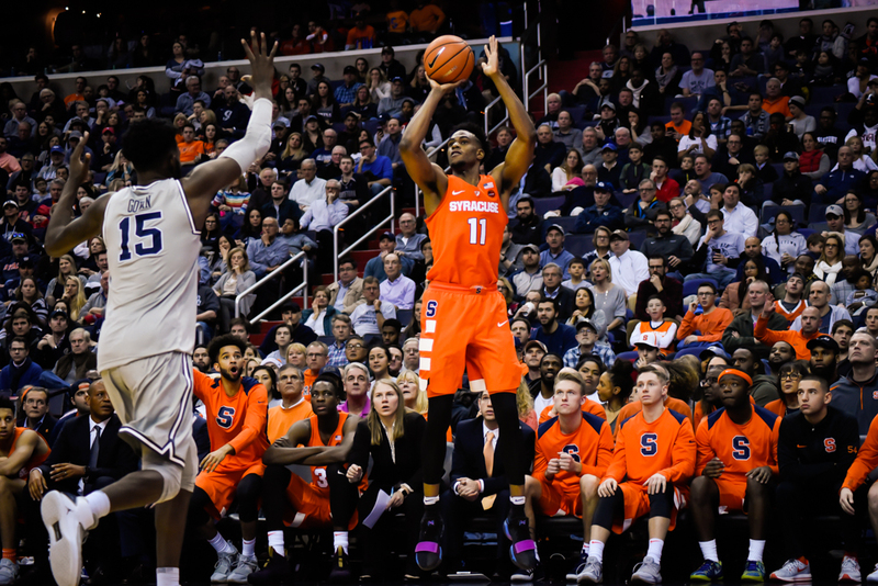 The Final Word Beat Writers Discuss Syracuse S Comeback Win At
