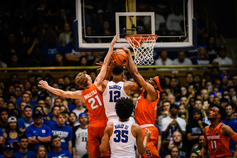 Syracuse Duke Sweet 16 Matchup Will Be A Battle Of The 2 3