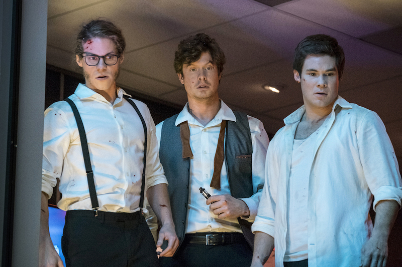 Cast from hit TV comedy 'Workaholics' star in Netflix film