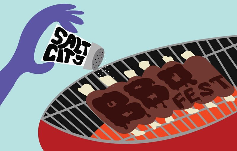 Salt City Bbq Festival Brings The Heat To State Fairgrounds The