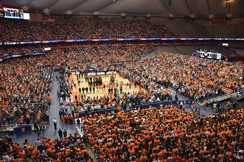 10 Things To Know About Su Athletics The Daily Orange The
