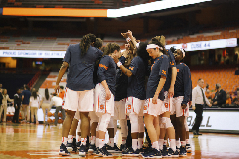 Acc Releases Women S Basketball Schedule Syracuse Starts Conference