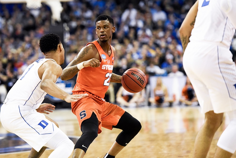 Syracuse Senior Point Guard Frank Howard Could Return For 1st Game