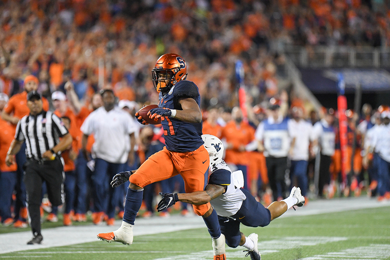 Superlatives From Syracuse S 34 18 Camping World Bowl Win