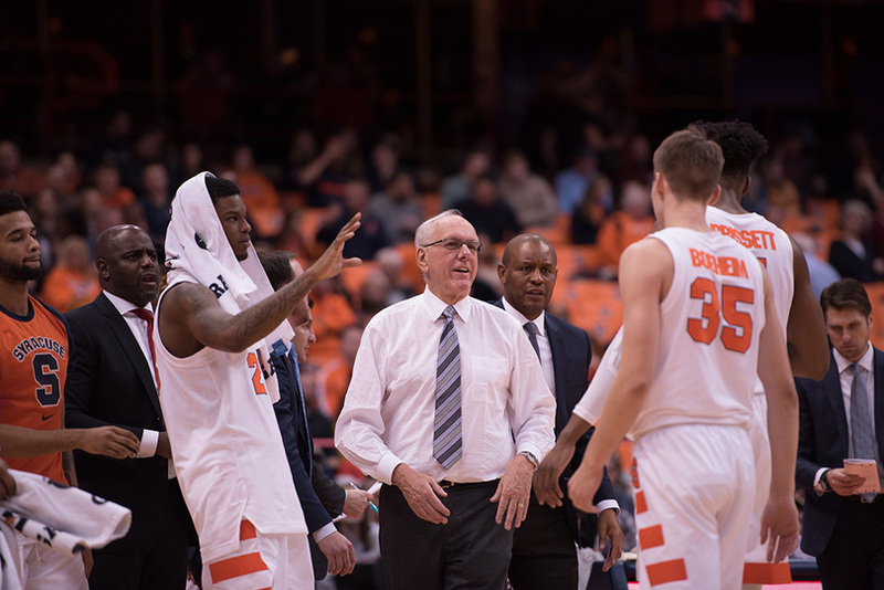 Syracuse Men S Basketball Roundtable Looking Toward Acc Play The
