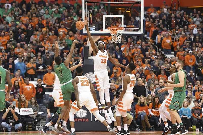 Syracuse To Use Acc Play To Bolster Postseason Resume The Daily