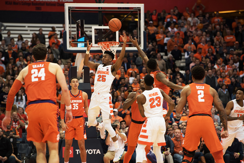 Beat Writers Unanimous In Predicting Syracuse S Matchup