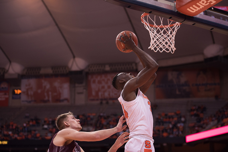 Beat Writers Unanimously Pick Syracuse To Beat Colgate The
