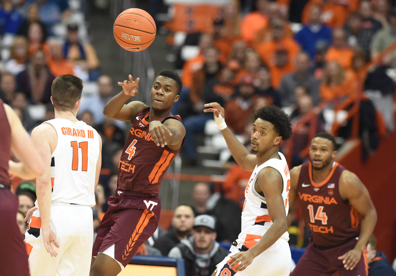 Syracuse Drops Another Tight Game 67 63 To Virginia Tech