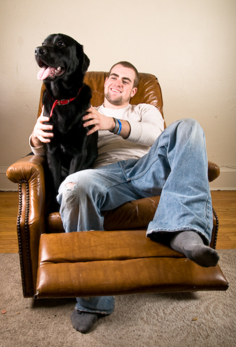 Dog House College Pets Challenge And Comfort Their Student Owners The Daily Orange