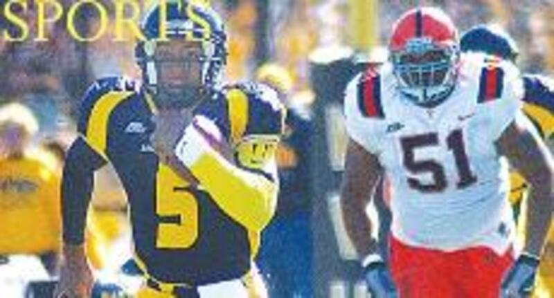 info for 0a52b 3dd86 Whiteout: West Virginia QB Pat White runs all over Syracuse ...