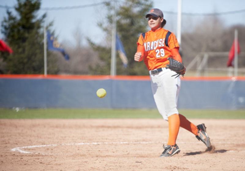 Behind 13 strikeouts, Caira leads SU softball to win over