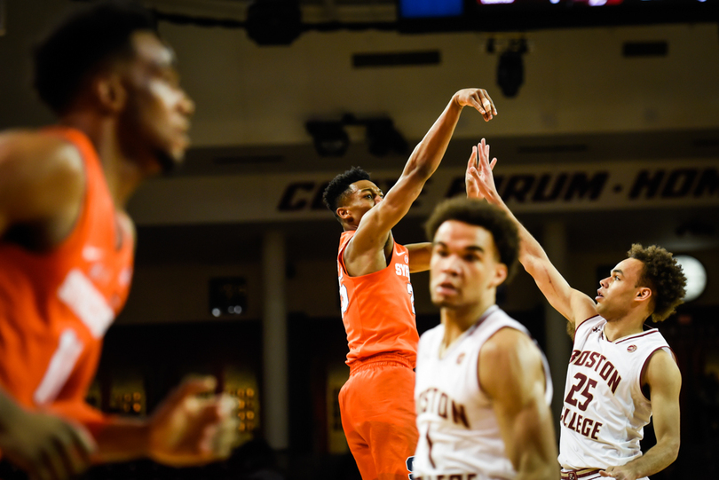 Gallery Boston College Downs Syracuse 85 70 The Daily Orange
